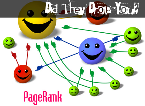 A Detailed Hypothesis Of Why Google Dropped Our Pagerank